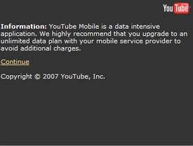 youtube youtube versión móvil definitiva